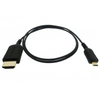 Кабел 15м hdmi to micro hdmi cable 15 m
